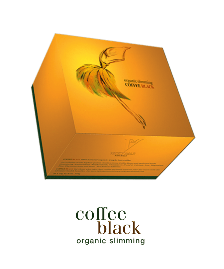 Vicky Mar Naturals Weight Loss Coffee Black